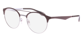 Ray-Ban DOUBLE BRIDGE RX 3545V